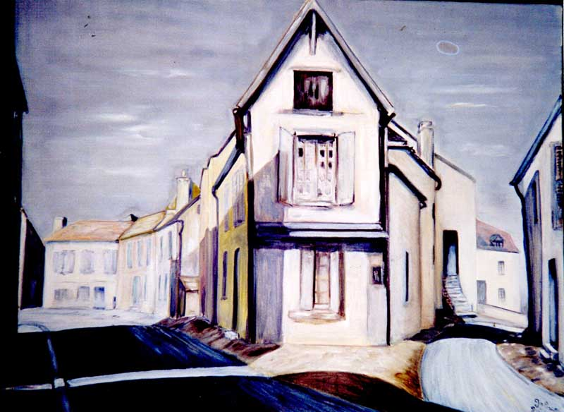 Exposition 1995 «Itinéraire d'une passion»