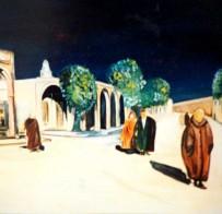 Exposition 1997 «l'Afrique à travers les toiles de Gabrielle Guinier »