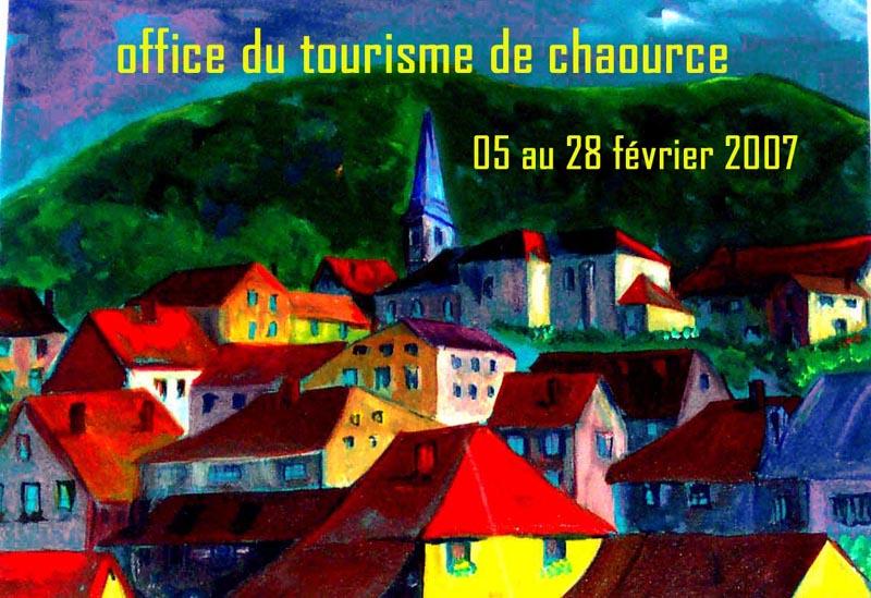 Expo 2007 OT du chaourçois » Les gouaches de Gabrielle Guinier»