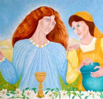 Les figures féminines dans l'Évangile selon St Jean