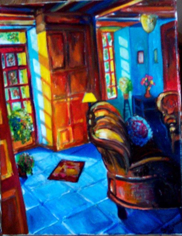 Exposition 1997 «le fruit d'une persévérance» en trente-quatre toiles