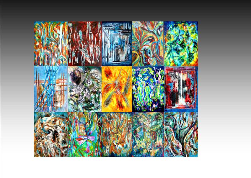 patchork peintures
