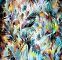 Gouaches et collages : Août 2015