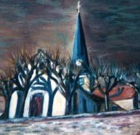 Exposition 1996 «Une vocation tardive en sept tableaux»