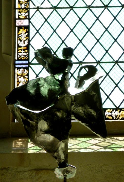 Exposition 2015 Sculptures église de Pargues